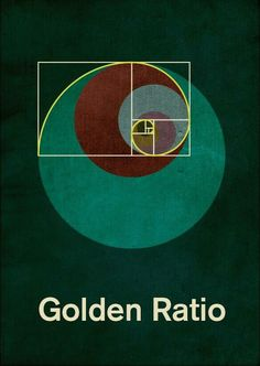 Golden Ratio. Logarithmic Spiral.  Sacred Geometry. Fabonacci Spiral.  The…