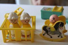 little people nursery pieces Fisher Price Toys, Vintage Fisher Price, Old School Toys, School Fun, 90s Childhood, Childhood Memories, Food Tv Shows, Vintage Toys, Vintage Stuff