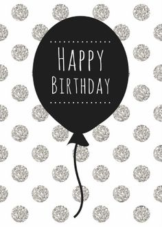 happy birthday / gelukkige verjaardag