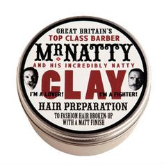 Mr Natty Clay Hair Preparation