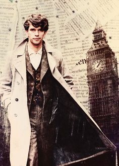 cloud atlas. Just omg you don't even know how in love i am with Ben Wishaw