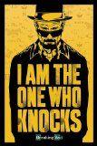 Schönes Heisenberg-Poster aus der Serie Breaking Bad.