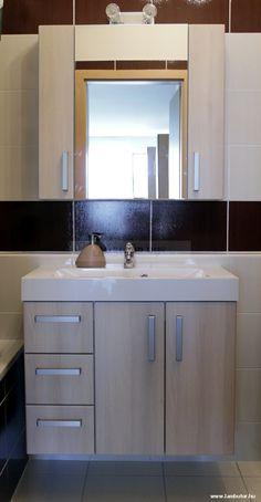 Fürdőszoba bútor, fürdőszoba szekrény, mosdószekrény, mosdó alsószekrény, fürdőszoba bútor készítés - LAMBUTOR.HU