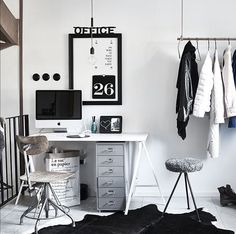 Ikea 'Helmer' cabinet in grey