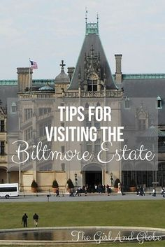 Visit America's largest home, The Biltmore Estate, in Asheville, NC.