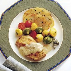 chicken with ginger-lemongrass beurre blanc | food | pinterest