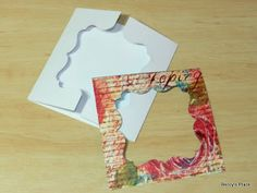 Beccy's Place: Technique Class - Gatefold Window Card