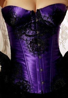 Purple Classical Lace Overlay Corset - Only $59.99 #thevioletvixen #burlesque http://www.thevioletvixen.com/collections/corsets/products/purple-classical-lace-overlay-corset - sluttly lingerie, online lingerie sites, online lingerie shopping sites