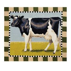 Silky the Cow - Ehrman Tapestry