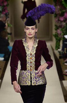 Quand la mode algérienne inspire la Haute Couture mondiale