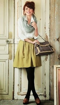 Creative Work Outfit Inspiration