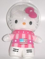 Hello Kitty Spacegirl Plush