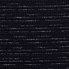 Black Metallic Striped Lightweight Wool Boucle - Boucle - Wool - Fashion Fabrics find similiar!