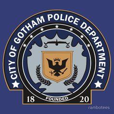 Gotham City Police Department