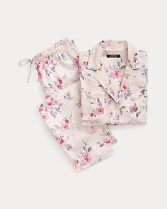 Floral Cotton Sleep Set Sleepwear & Loungewear, Sleep Set, Brand Sale, Women Brands, Printed Cotton, Lounge Wear, Shop Now, Menswear