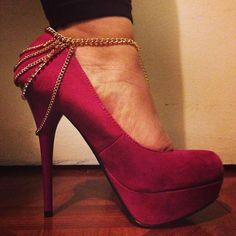 Lolita Gold Anklet