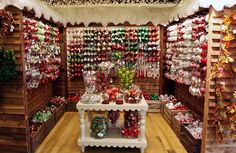 Lojas para comprr ornamentos de Natal