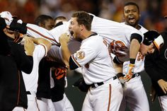 The surprising underdogs Baltimore Orioles fight to secure their first playoff berth in years