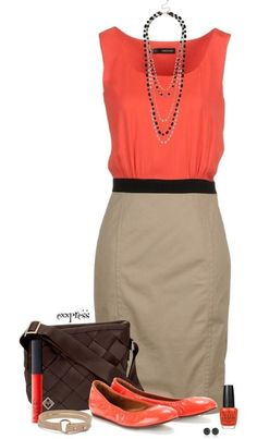 7 stylish work outfits for the office - Page 5 of 7 - women-outfits.com