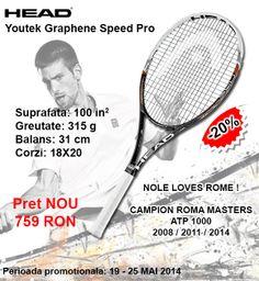 Tennis Racket, Masters, Victoria, Victoria Falls