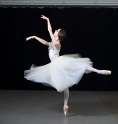 Maria Kochetkova as Giselle  by Gene Schiavone