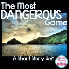the most dangerous game short story