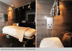 pretty esthetician rooms