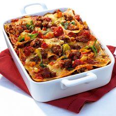 Lasagne Classico Rezepte | Weight Watchers