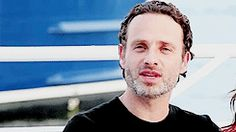 Andrew Lincoln Ruined My Life