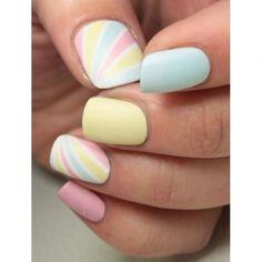 Πώς θα κάνεις τέλεια παστέλ νύχια την Άνοιξη 2014!, σ.3 | Shape.gr