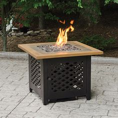 Fire Pit Table On Pinterest 35 Pins