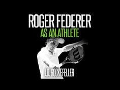 Roger Federer as an Athlete Audiobook