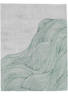 the ocean rug   second studio
