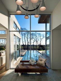 Fieldview House in East Hampton, New York by Blaze Makoid Architecture