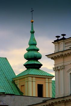 Warsaw, Poland by terri meyers The Beautiful Country, Beautiful Places, Places To See, Places Ive Been, Warsaw Poland, Central Europe, Kirchen, Beautiful Buildings, Eastern Europe