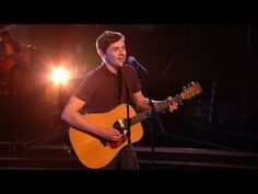 Max Milner performs 'Free Fallin'' - The Voice UK - Live Show 2 - BBC One - YouTube
