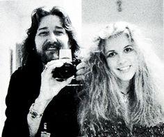 Herbert Worthington III with Stevie