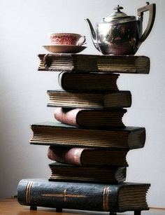 A stack of wonderful.