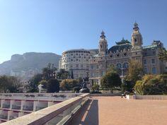 Les Jardins du Casino de Monaco v Monte-Carlo