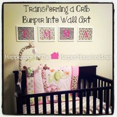 Repurposed Crib Project - Re purposed crib - baby crib ideas - reusing baby cribs - Nashville baby cribs  www.usababyfranklin.com