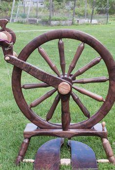 Woolen Rabbit | McTavish Spinning Wheel