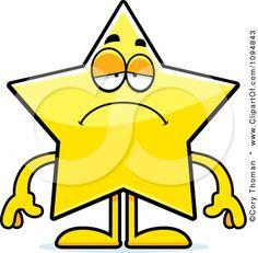 Sad star 2