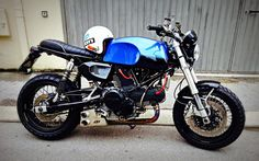 Ducati GT 1000 Scrambler by Federico - A thousand times yes!