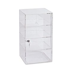 Store Supply Warehouse offers Acrylic Display Shelves for immediate shipment. All Acrylic Display Cases and every shelf has the lowest guaranteed prices. Glass Shelves, Display Shelves, Store Shelving, Locking Display Case, Retail Display Cases, Countertop Display Case, Glass Showcase, Portable Display, Acrylic Display Case