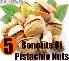 Top 8 Health Benefits Of Pistachio Nuts