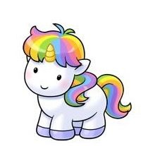 Kawaii unicornioh