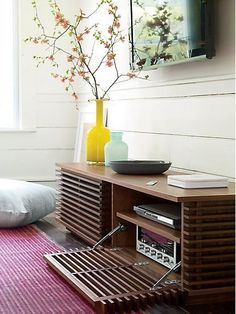 Great Low Media Consoles: BDDW, Sussex, Lack & 7 Others — Maxwell's Daily Find 03.10.15