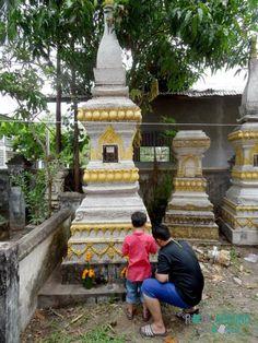Laotisches Neujahr – Gedenken und Respekterweisung gegenüber den Ahnen