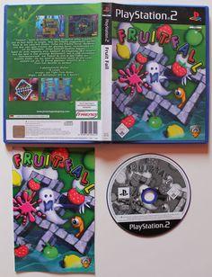 PlayStation 2 Fruit Fall in OVP für Playstation2.Ansehen!