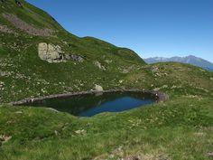 Lac de Sadagouaus, via Flickr.